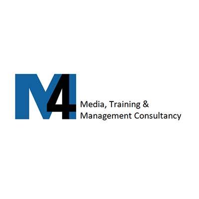 M4 Media Training & Consultancey Logo