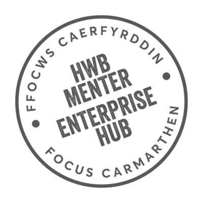 Focus Carmarthen Enterprise Hub Logo